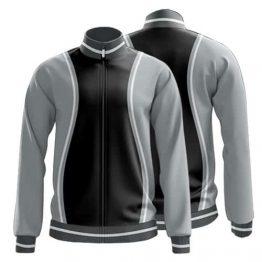 Sublimated Zip Front Jacket 002 - Custom Made Uniforms