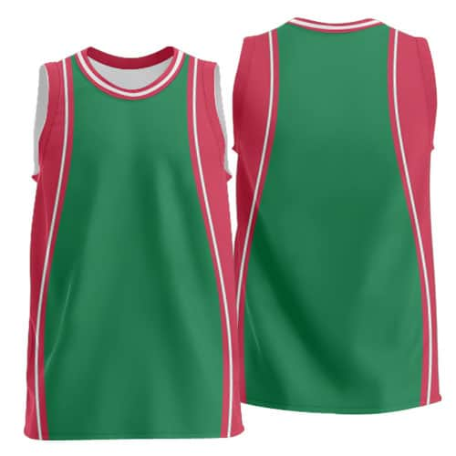 0c2404c061d Sublimated Basketball Singlet 001 - Custom Made Uniforms