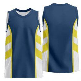 Sublimated Basketball Singlet 002 - Custom Made Uniforms