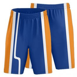 Sublimated Basketball Shorts 003 - Custom Made Uniforms