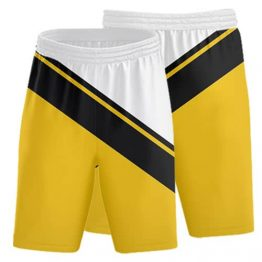 Sublimated Basketball Shorts 005 - Custom Made Uniforms