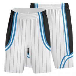 Sublimated Basketball Shorts 006 - Custom Made Uniforms