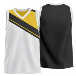 Sublimated Basketball Singlet 005 - Custom Made Uniforms