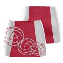 Sublimated Netball Skirt 003 - Custom Made Uniforms