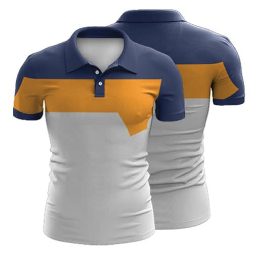 cdb9b9ced Sublimated Polo Shirt 014 - Custom Made Uniforms - Custom Made Uniforms
