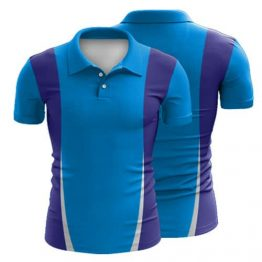 Sublimated Polo Shirt 006 - Custom Made Uniforms
