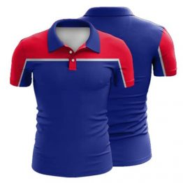 Sublimated Polo Shirt 008 - Custom Made Uniforms