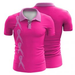 Sublimated Polo Shirt 020 - Custom Made Uniforms
