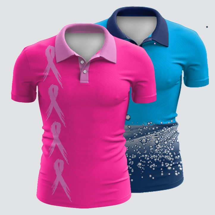Custom made uniforms your own custom uniforms in 4 easy for Custom tailored polo shirts