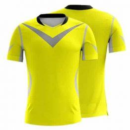 Sublimated Soccer Shirt 001 - Custom Made Uniforms