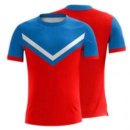 Sublimated Soccer Shirt 002 - Custom Made Uniforms