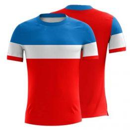 Sublimated Soccer Shirt 003 - Custom Made Uniforms