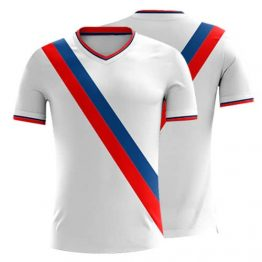 Sublimated Soccer Shirt 005 - Custom Made Uniforms
