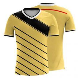 Sublimated Soccer Shirt 006 - Custom Made Uniforms