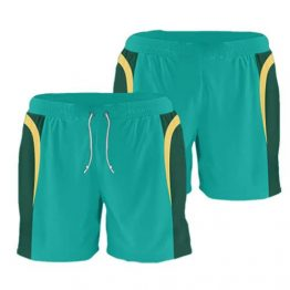 Sublimated Soccer Shorts 004 - Custom Made Uniforms