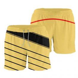Sublimated Soccer Shorts 006 - Custom Made Uniforms