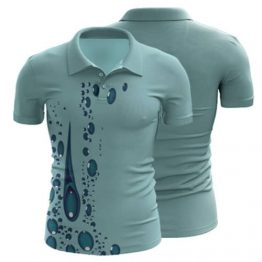Sublimated Polo Shirt 012 - Custom Made Uniforms