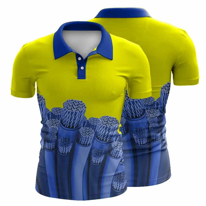Sportswear archives custom made uniforms for Hi vis t shirt printing