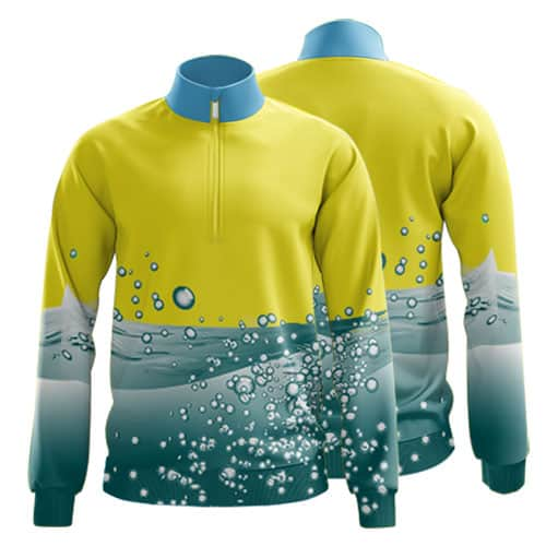 Sublimated Workwear Windcheater 007 - Custom Made Uniforms