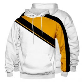 Sublimated Pullover Hoodie 001 - Custom Made Uniforms
