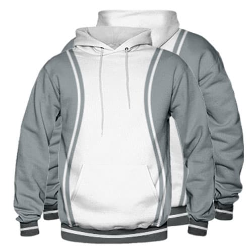 Sublimated Pullover Hoodie 002 - Custom Made Uniforms