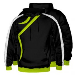 Sublimated Pullover Hoodie 004 - Custom Made Uniforms