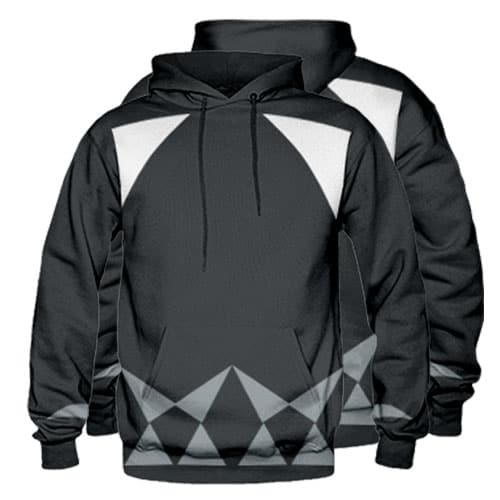 Sublimated Pullover Hoodie 006 - Custom Made Uniforms
