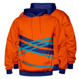 Sublimated Pullover Hoodie 008 - Custom Made Uniforms