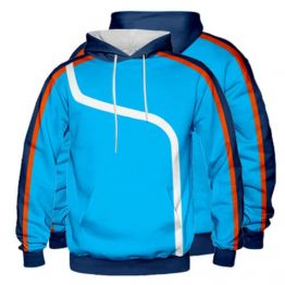 Sublimated Pullover Hoodie 010 - Custom Made Uniforms