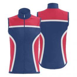 Sublimated Vest 001 - Custom Made Uniforms