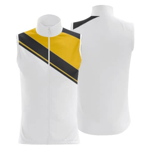 Sublimated Vest 006 - Custom Made Uniforms