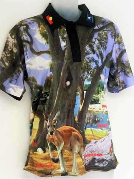 Custom Made Polo Shirt for Brilla Brilla