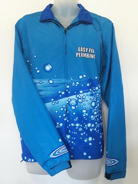 Custom Made Jacket for Easy Fix Plumbing - Custom Made Uniforms