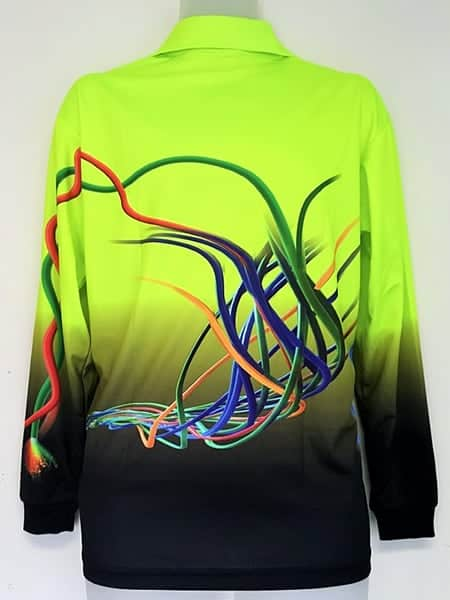 Custom Made Polo Shirt for HComm