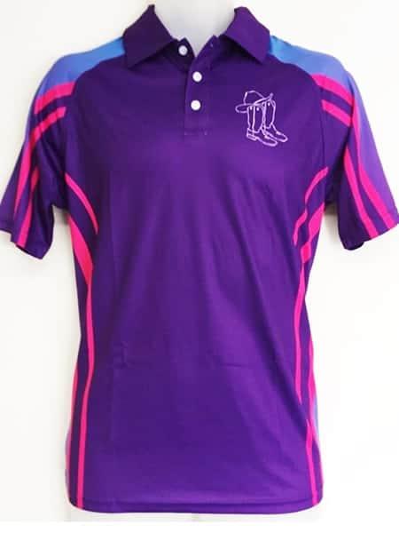 Custom Made Polo Shirt for Country Music Festival