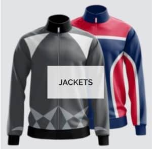 Printed Custom Jacket - Custom Made Uniforms